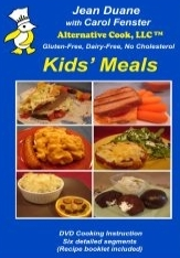 View Information on the Kids' Meals DVD